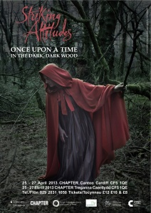 Once Upon A Time poster Chapter 06 April 2013-2