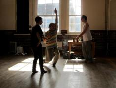 Rehearsal: Once Upon A Time In The Dark, Dark Wood