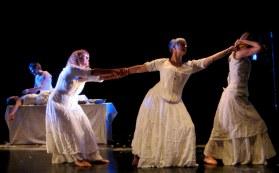 Wales Dance Platform June 2014 - Slipping Through